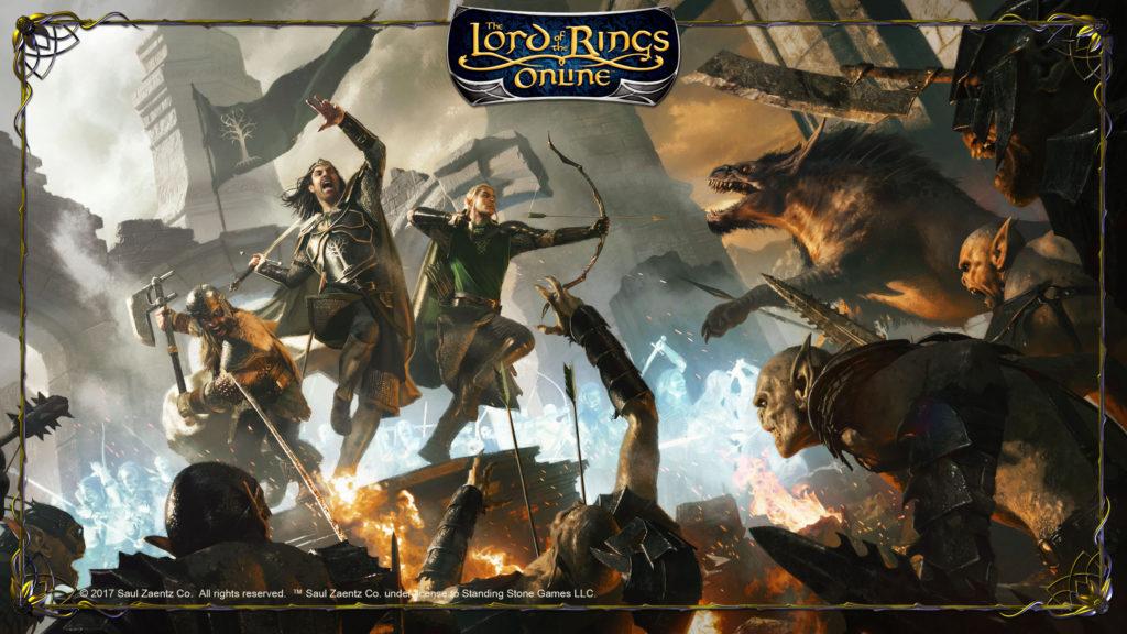 Seigneur des Anneaux Online - Les Ombres d'Angmar