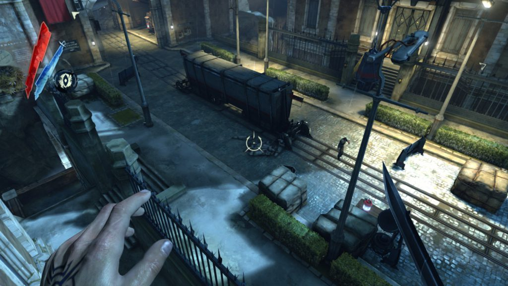 dishonored FPS
