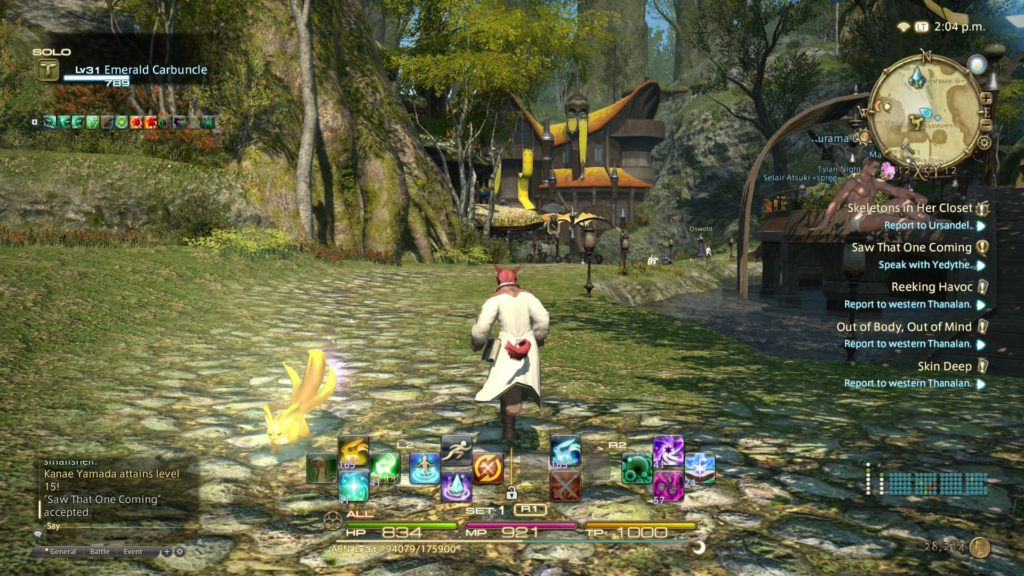 News Final Fantasy 14
