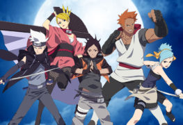 Naruto Online personnages