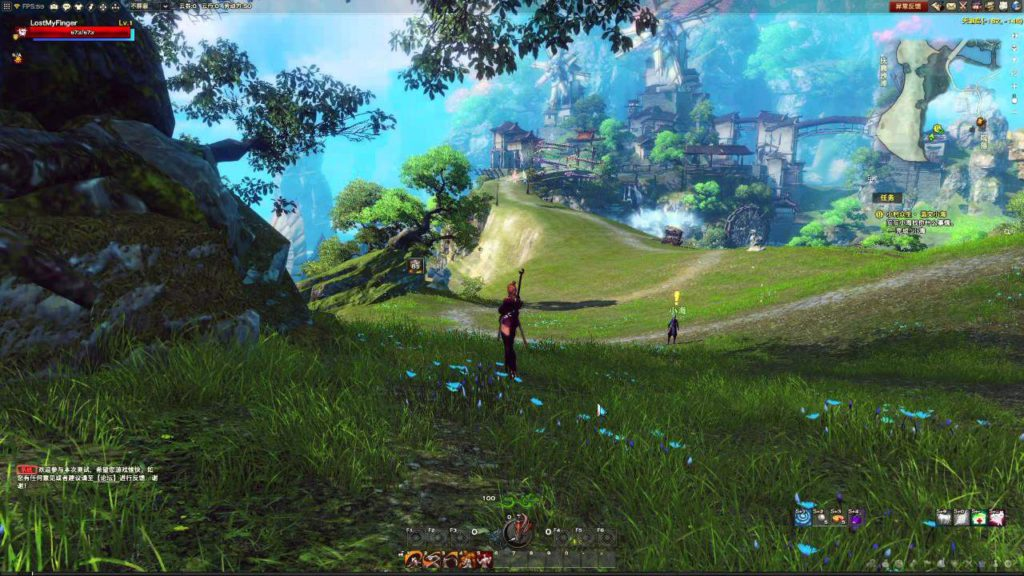 Revelation online interface