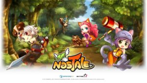 nostale personnages