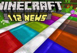 News minecraft mise à jour