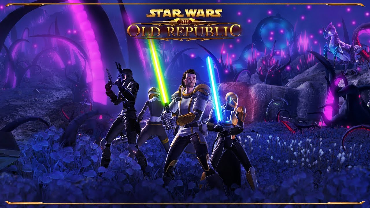 Star Wars The Old Republic Umbara
