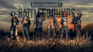PlayerUnkown's Battlegrounds